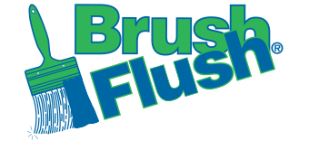 Brush Flush® Paint Brush Cleaner
